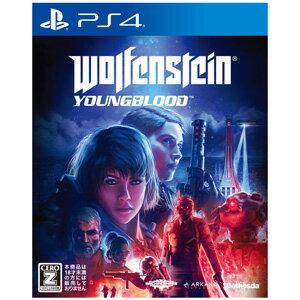 【PS4】Wolfenstein: Youngblood ベセスダ・ソフトワークス [PLJM-16471 PS4 ウルフェンシュタイン ヤングブラッド]