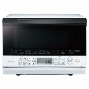 ER-T60-W 東芝 簡易スチームオーブンレンジ 23L グランホワイト TOSHIBA 石窯オーブン