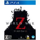 【PS4】WORLD WAR Z H2 INTERACTIVE [PLJM-16474 PS4 ワールドウォーゼット]
