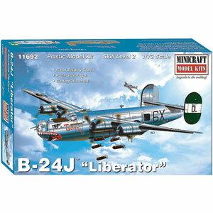 ミリタリー, 戦闘機・戦闘用ヘリコプター 172 WW.II B-24J MC11692