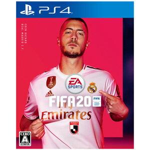 【PS4】FIFA 20 エレクトロニック・アーツ [PLJM-16491 PS4 FIFA20 ツウジョウ]