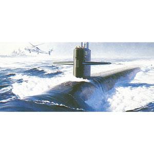 ミリタリー, 潜水艦 1350 U.S.S. DR1002