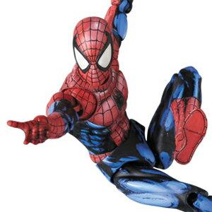 コレクション, フィギュア MAFEX SPIDER-MAN(COMIC PAINT) MARVELCorner