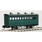 [鉄道模型]ワールド工芸 (N) 鉄道院 古典客車 二等車 組立キット リニューアル品