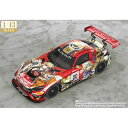 1/43 GOODSMILE RACING & TYPE-MOON RACING 2019 SPA24H ver. グッドスマイルレーシング