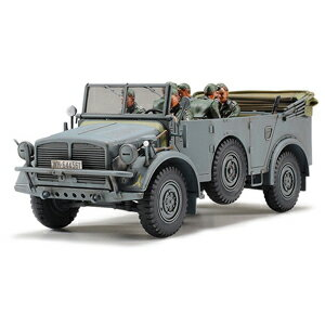 1/48ドイツ大型乗用軍用車ホルヒタイプ1a 32586 プラモデルタミヤ