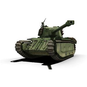 ミリタリー, 戦車 172 ARL-4472CMM122 CMK