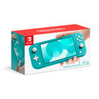Nintendo Switch Lite ターコイズ 任天堂 [HDH-S-BAZAA ニンテンドースイッチライト ターコイズ]