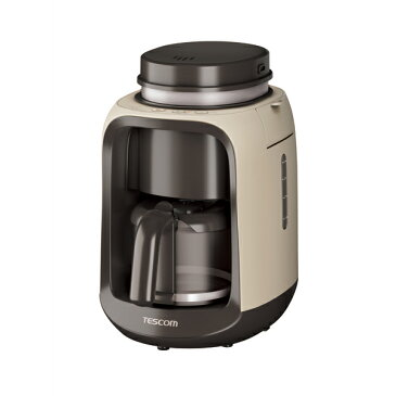 TCM501-C テスコム 全自動コーヒーメーカー コンフォートベージュ TESCOM [TCM501C]