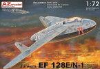 1/72 ユンカース EF 128E/N1 複座夜間戦闘機【AZM7623】 AZモデル