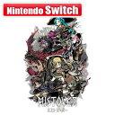 【Nintendo Switch】MISTOVER アークシステムワークス [HAC-P-AVCXB NSW ミストオーバー]