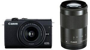 デジタルカメラ, ミラーレス一眼カメラ EOSM200BK-WZK EOS M200