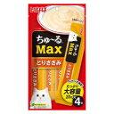 CIAO ちゅ〜る Max とりささみ 20g×4本 チャオちゅーる いなばペッ