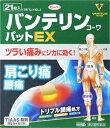 【第2類医薬品】【数量限定】バンテリンコーワパットEX 21