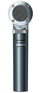 シュアー SHURE BETA181S サイドアドレス型スーパーカーディオイド マイクロホン ワイヤレスマイク