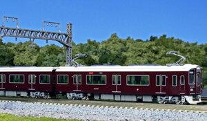 [鉄道模型]カトー (Nゲージ) 10-1366 阪急電鉄9300系京都線 増結セット(4両)