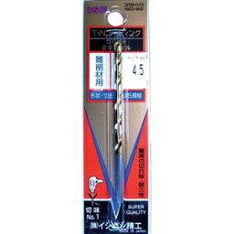 P-TCOD6.6 イシハシ精工 TINコバルト正宗ドリル 6.6mm (1本パック)