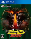【PS4】Winning Post 9 2020 コーエーテ...