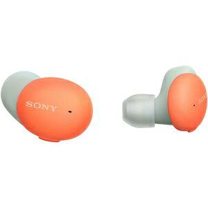 WF-H800D ソニー 完全ワイヤレス Bluetoothイヤホン(オレンジ) SONY h.ear in 3 Truly Wireless WF-H800シリーズ