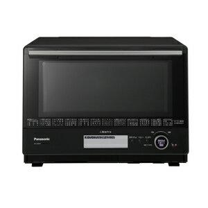 電子レンジ パナソニック NE-BS807-K パナソニック スチームオーブンレンジ 30L ブラック Panasonic Bistro(ビストロ) [NEBS807K]