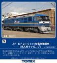 [鉄道模型]トミックス (Nゲージ) 7138 JR EF210 300形電気機関車(桃太郎ラッピング)