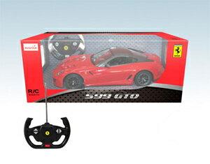 1/14 RCカー フェラーリ 599 GTO(27MHz) 童友社画像