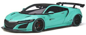 車, ミニカー・トイカー 1000OFF 711 1:59118 NSX by LBWORKS ()GTS806 GT
