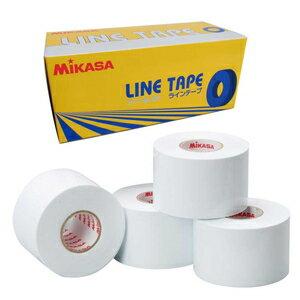 接着・補修用品, 粘着テープ LTV5025W 50mm25m4 MIKASA