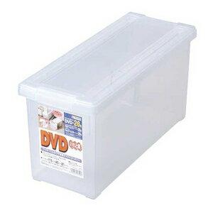 天馬 TENMA DVDいれと庫 クリア 175×450×210 IR-DVD 1個 836-0009
