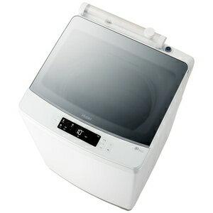 (標準設置料込)洗濯機 8.5kg ハイア−ル JW-KD85A-W ハイアール 8.5kg 全自動洗濯機 ホワイト Hair [JWKD85AW]