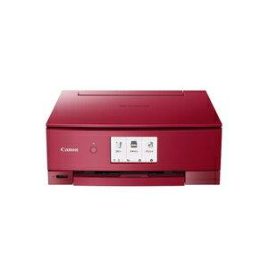 PIXUSTS8430RDキヤノンA4プリント対応インクジェットプリンタ複合機(レッド)CanonPIXUS(ピクサス)TS84