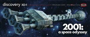 1/350 2001年宇宙の旅 ディスカバリー号 XD-1【MOE2001-8】 メビウスモデル画像