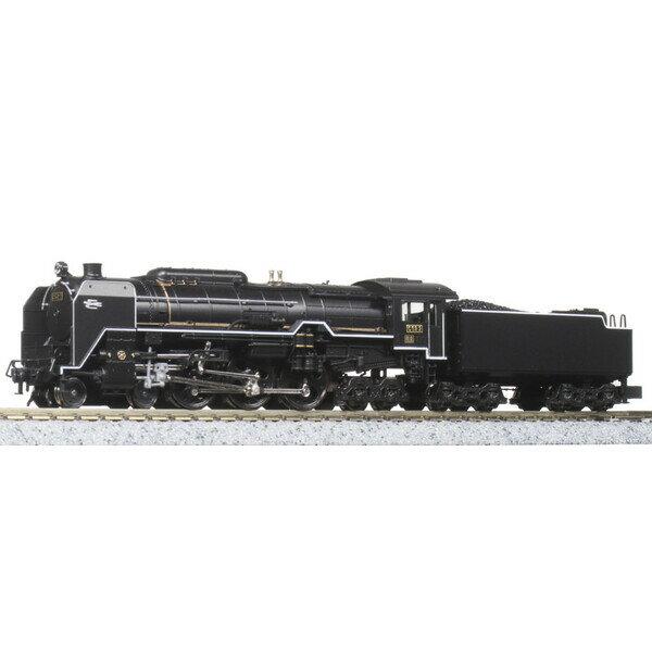 [鉄道模型]カトー (Nゲージ) 2017-8 C62 2 東海道形…