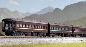 [鉄道模型]カトー (Nゲージ) 10-1659 スハ44系 特急「はと」 7…
