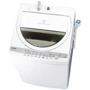 最大1000円OFF■ クーポン5/1023:59迄 (標準設置料込)洗濯機一人暮らし7kgAW-7G9-W東芝7.0kg全自
