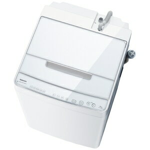 (標準設置料込)洗濯機 10kg 東芝 AW-10SD9-W 東芝 10.0kg 全自動洗濯機 グランホワイト TOSHIBA ZABOON [AW10SD9W]