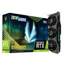ZT-A30900D-10P ZOTAC PCI Express 4.0 グラフィックスボードZOTAC GAMING GeForce RTX 3090 Trinity・・・