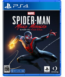 【PS4】Marvel's Spider-Man: Miles Morales ソニー・インタラクティブエンタテインメント [PCJS-66076 PS4 マーベルスパイダーマンマイルズモラレス]【MARVELCorner】