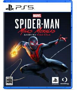 【PS5】Marvel's Spider-Man: Miles Morales ソニー・インタラクティブエンタテインメント [ECJS-00003 PS5 マーベルスパイダーマンマイルズモラレス]【MARVELCorner】