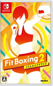 Switch FitBoxing2-リズム&エクササイズ-イマジニア HAC-P-AXF5ANSWフィットボクシング2
