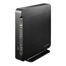 WN-DAX3600XR I/Oデータ 11ax(Wi-Fi 6)対応 無線LANルータ 親機 (2402Mbps+1150Mbps) PS5対応