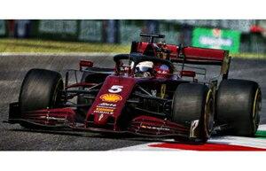 車, ミニカー・トイカー 143 Scuderia Ferrari SF1000 No.5 Scuderia Ferrari Tuscany GP 2020LSF1032 LOOKSMART