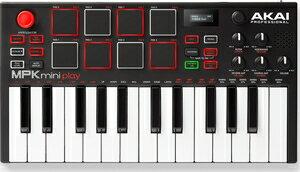 DAW・DTM・レコーダー, MIDIキーボード MPKMINIPLAY MIDI AKAI MPK Mini Play