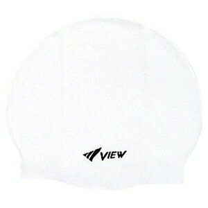 TBT-V61-W VIEW(ビュー) ツーウェイキャップ(ホワイト) スイミングキャップ