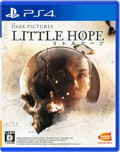 【封入特典付】【PS4】THE DARK PICTURES LITTLE HOPE(リトル・ホープ) バンダイナムコエンターテインメント [PLJS-36151 PS4 ザダークピクチャーズ リトルホープ]