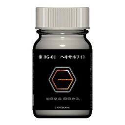 ヘキサギア HG-01 ヘキサホワイト【30221】 塗料 ガイアノーツ