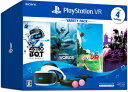 PlayStation VR Variety Pack ソニー・インタラクティブエンタテインメント [CUHJ-16013 PSVR Variety Pack]