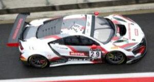 車, ミニカー・トイカー 143 Honda Acura NSX GT3 No.29 Team Honda Racing 9th 24H Spa 2020SB377