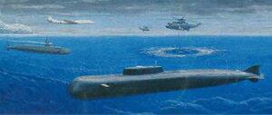 ミリタリー, 潜水艦 1700 H.M.S. vs DR7004