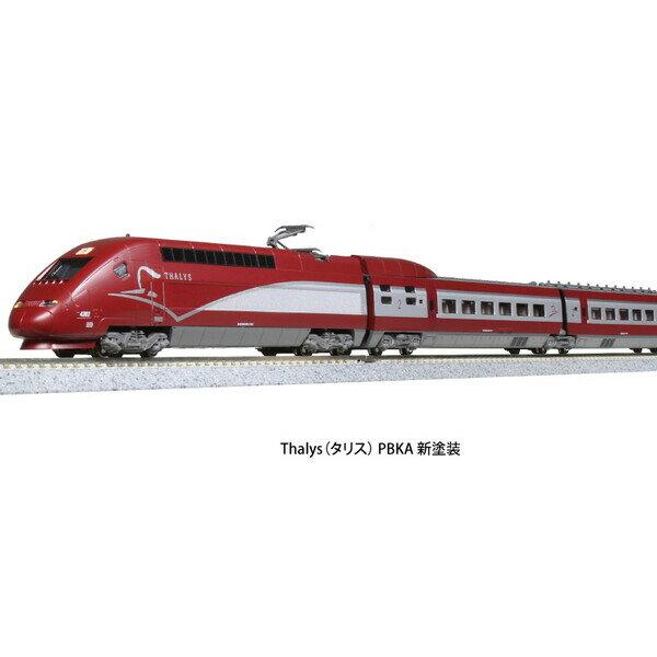 [鉄道模型]カトー (Nゲージ) 10-1658 Thalys(タリス)PBKA 新塗装 10両セット